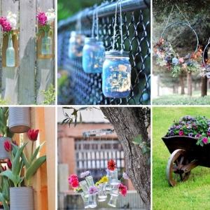 Gartendeko Selber Machen: 94 Inspirierende Ideen