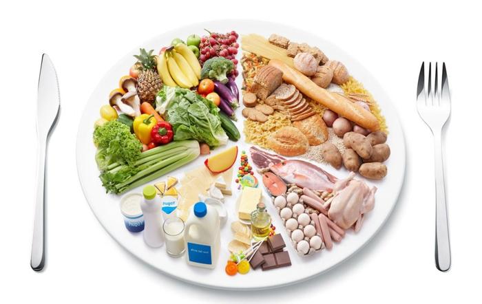 10 regeln der dge, gesundes speiseplan erarbeiten, viel gemüse, milch, obst, fleisch, nahrstoffe