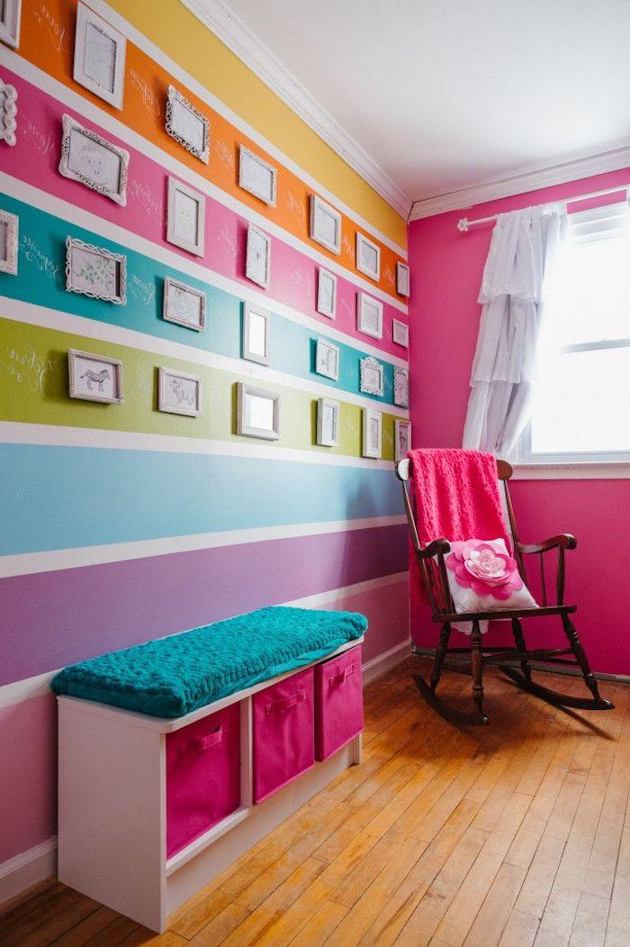 Fesselnd 83 Kreative Wand Streichen Ideen ...