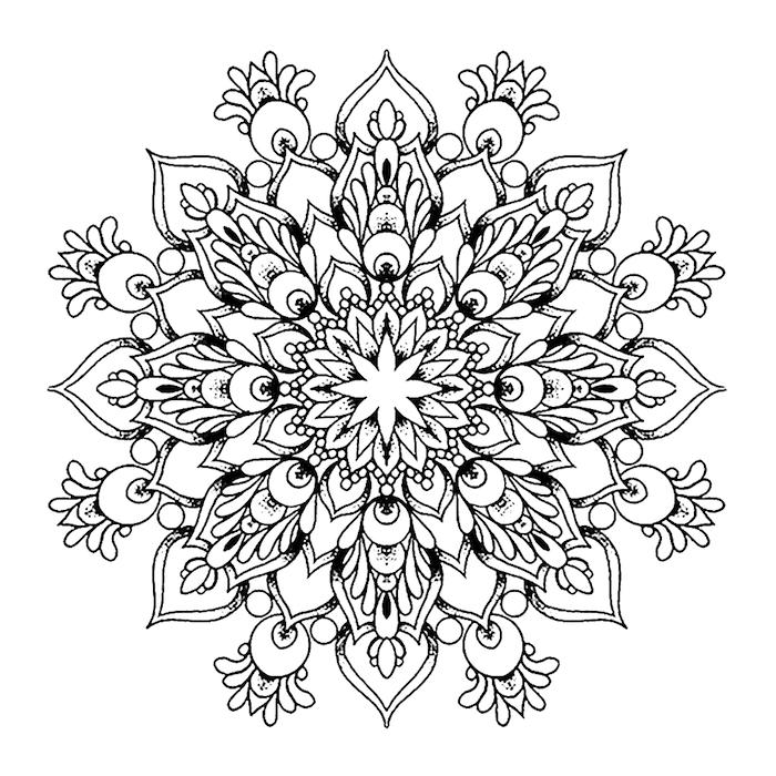 mandala vorlagen, florale elemente, mehndi zeichnen, kostenlose schablonen