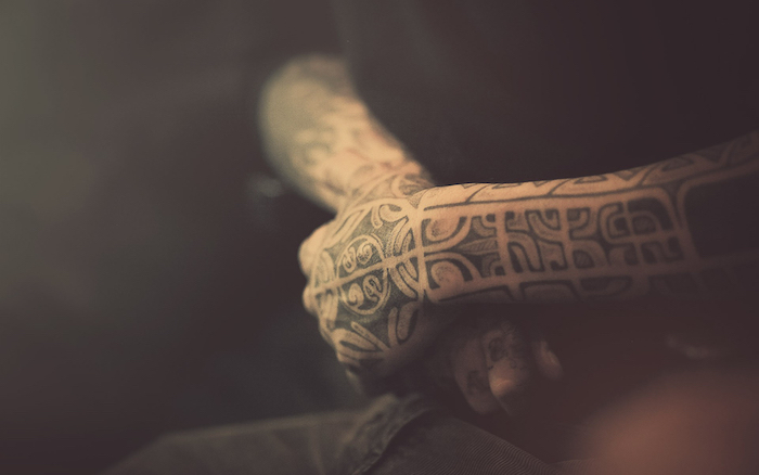 Symbol for strength - the most beautiful tattoo motives and their meaning
