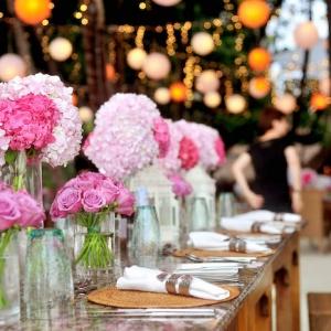 97 Ideen für eine bezaubernde Hochzeitstischdeko