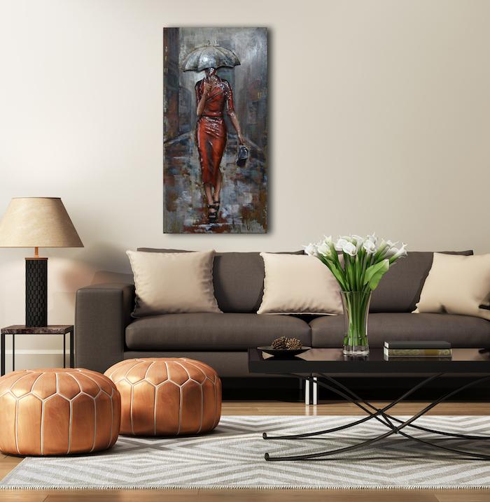 emejing welche farbe passt zu braun gallery die sch nsten einrichtungsideen. Black Bedroom Furniture Sets. Home Design Ideas