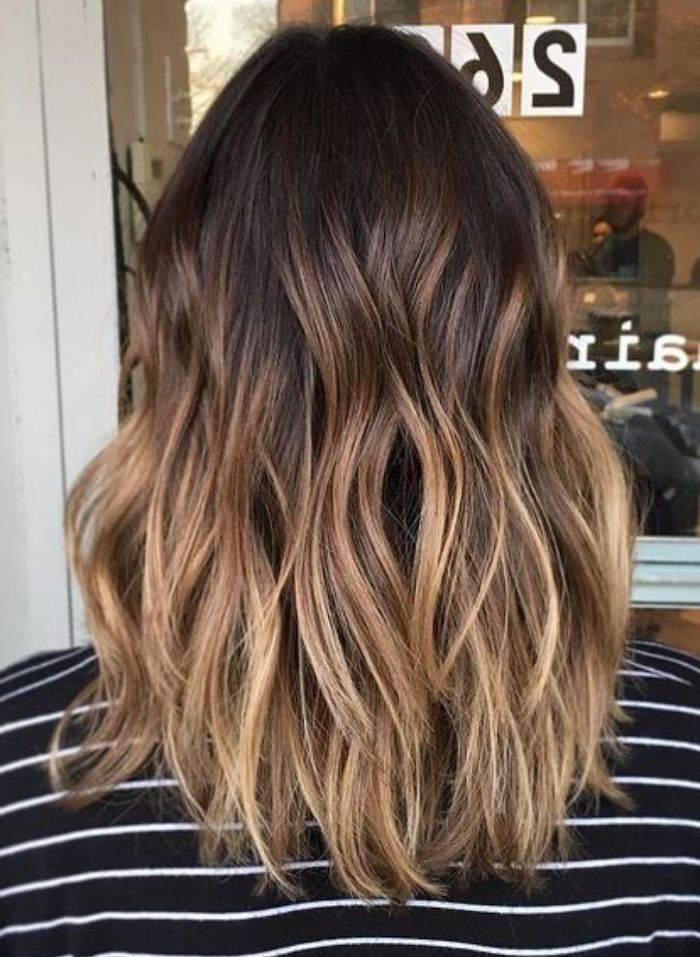 Ombre Brown The Trendy Hair Dyeing Technique Heandshelifestylecom