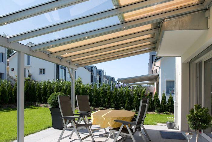 Terrassenüberdachung - das soll man bei der Planung beachten!