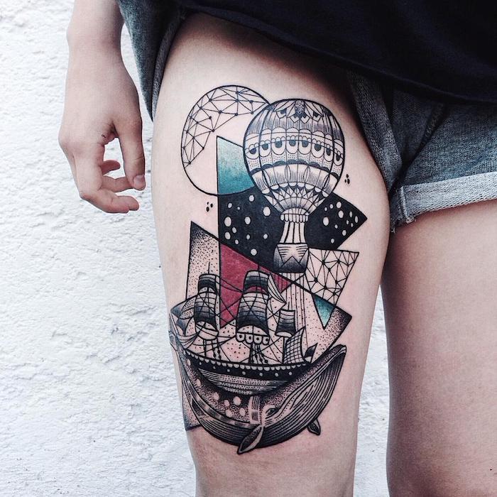 dreieck tattoo bedeutung