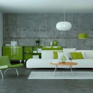 100 coole Ideen für Betonboden in der Wohnung