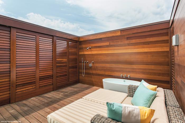 sichtschutz selber bauen anleitung interesting terrasse bauen holz fundament carprola for with. Black Bedroom Furniture Sets. Home Design Ideas
