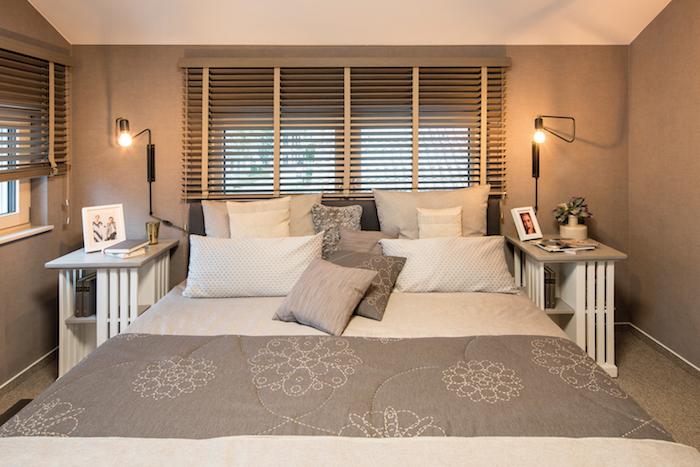 Frische Luft ist für erholsamen Schlaf ebenso ein Muss wie die Möglichkeit, das Schlafzimmer abzudunkeln