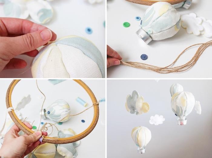 Heißluftballon Basteln: 81 Kreative Bastelideen ...