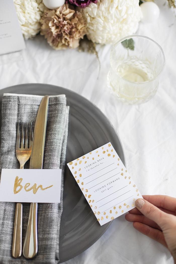 1001 Ideen Wie Sie Tischkarten Selber Machen