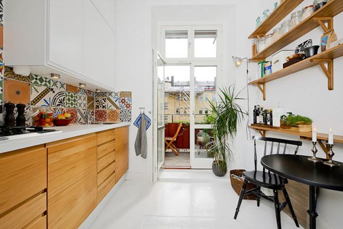 ▷ 1001 + ideen für kleine Küchen zum Inspirieren