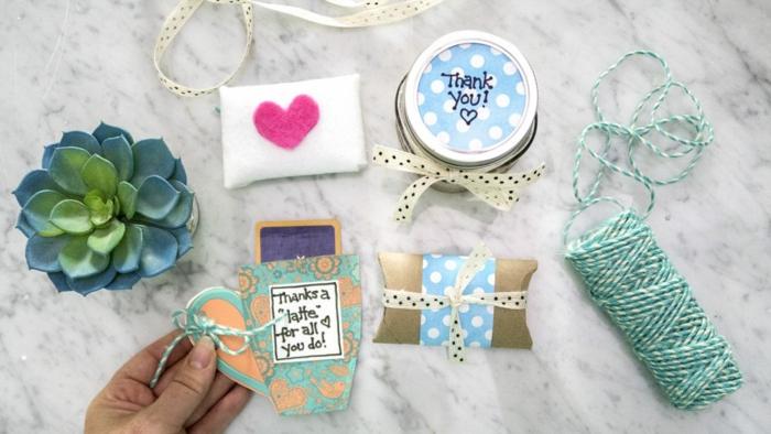 kleine Schachtel für Gutscheine, Geschenke originell verpacken, jede Schachtel ist einziartig