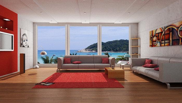 1001 ideen zum thema welche farben passen zusammen. Black Bedroom Furniture Sets. Home Design Ideas