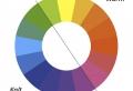 Welche Farben passen zusammen? Nützliche Tipps und moderne Interieurlösungen.