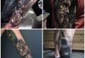 3D Tattoos: Echte Meisterwerke der zeitgenössischen Tattoo-Kunst