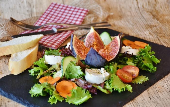 Ausgewogene Diät für einen gesunden Lifestyle
