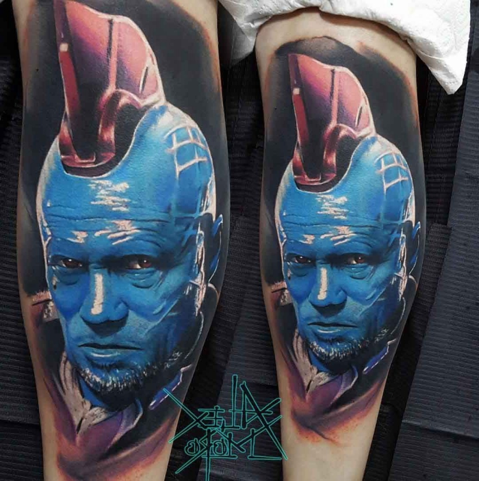 3D Tattoos: Real masterpieces of contemporary tattoo art