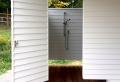 Sichtschutz für Gartendusche selber bauen – 61 Ideen und Anleitungen!
