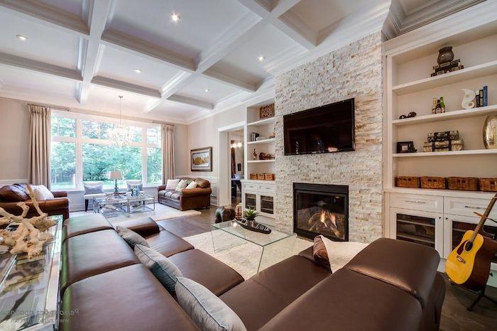 haus hamburg ideen zum gestalten und dekorieren von interieur zu hause, braune möbel