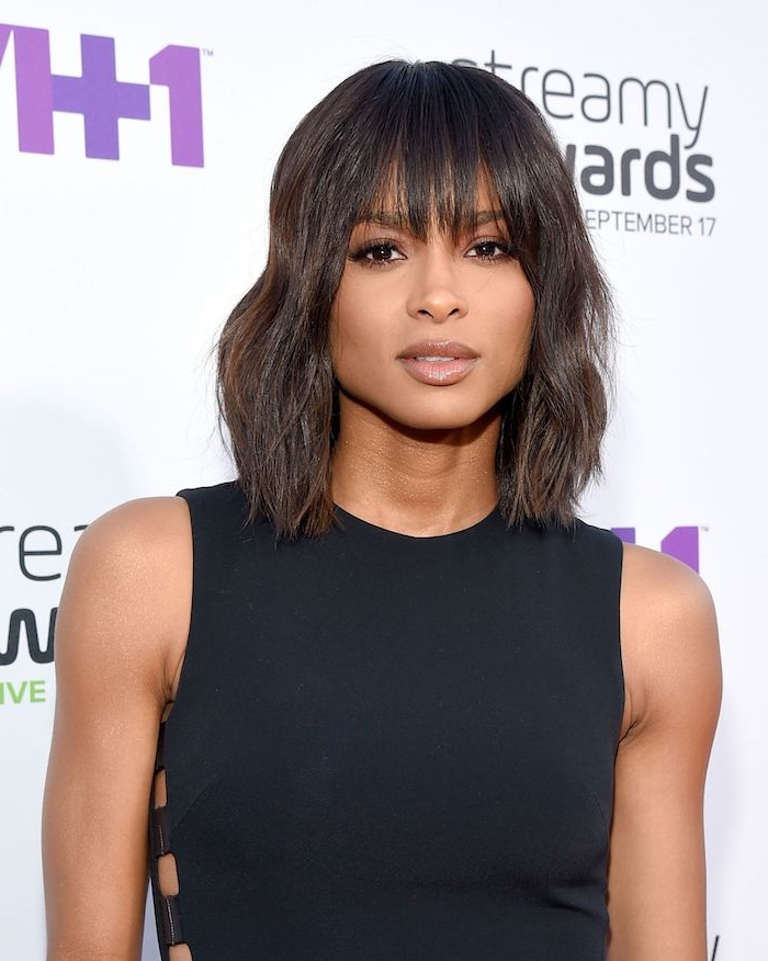 Half Length Hairstyles These Haircuts Are Now Announced
