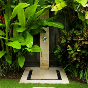 Sichtschutz für Gartendusche selber bauen - 61 Ideen und Anleitungen!