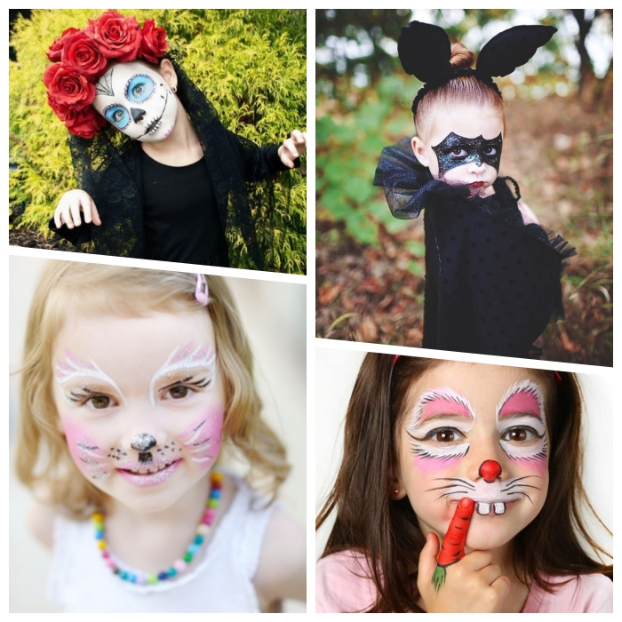 82 Ideas And Inspirations For A Simple Halloween Make Up