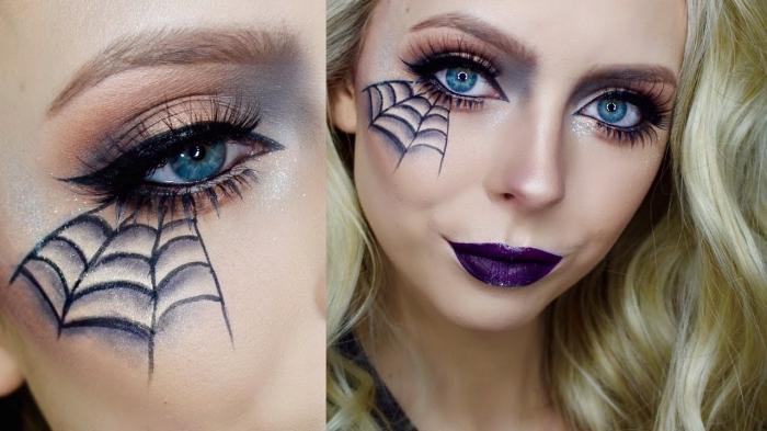 1001 Kreative Ideen Für Ein Einfaches Halloween Make Up