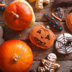 Gruselig, doch lecker - Halloween Snacks