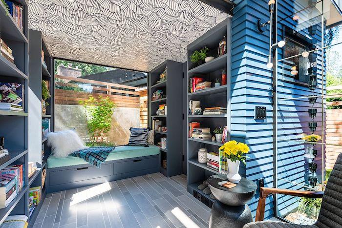 1001 inspirierende sichtschutz garten ideen und bilder. Black Bedroom Furniture Sets. Home Design Ideas