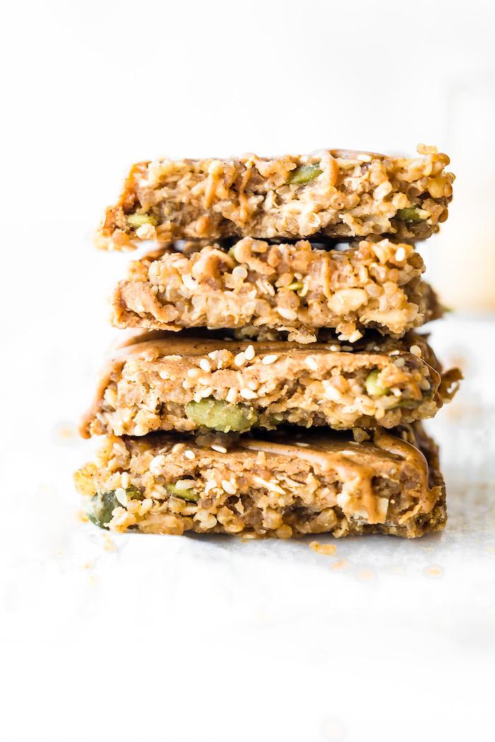 rezepte mit quinoa ideen für snacks und leckere gesunde nachtische