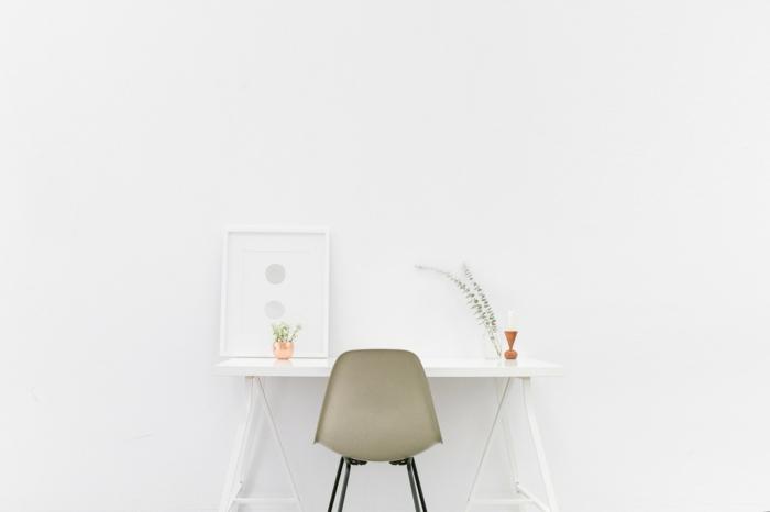 weißer Schreibtisch, Schreibtischtrends