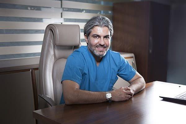 Haartransplatation in Türkei von Dr Serkan Aygin
