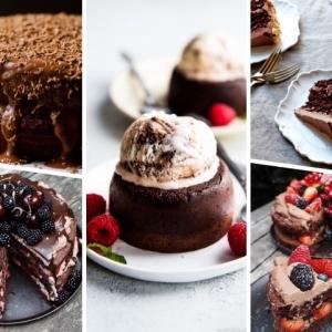 Einfacher Schokokuchen: 8 der besten Rezepte für einen Kuchen mit Schokolade!