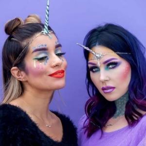 Einhorn schminken: Ideen, Inspirationen, Schritt-für-Schritt Anleitungen