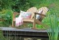 Der eigene Garten als ein Ort zum Entspannen und Wohlfühlen