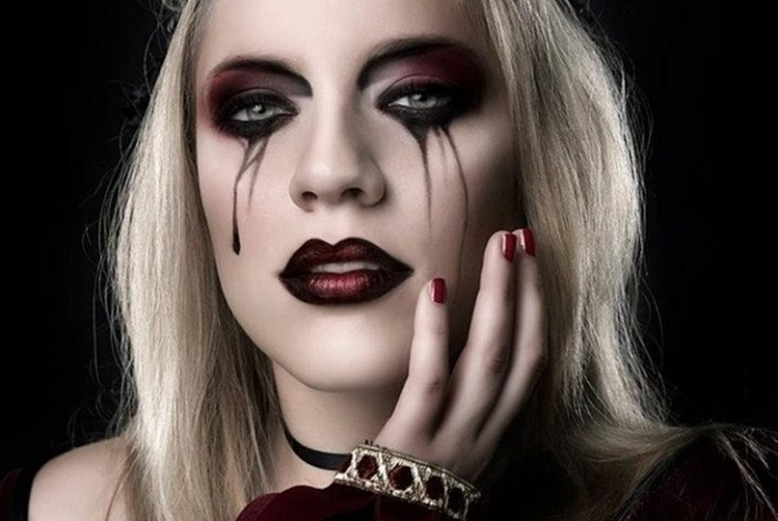 Halloween Schminktipps Schwarzer Engel.1001 Halloween Schminktipps Die Fur Ihre Gesunde Haut Sorgen