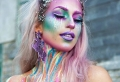 Einhorn schminken: Tutorial zum perfekten Unicorn Make-up!