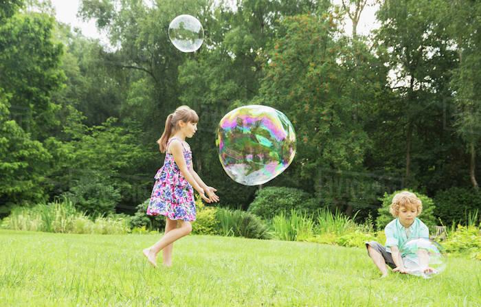 große seifenblasen selber machen