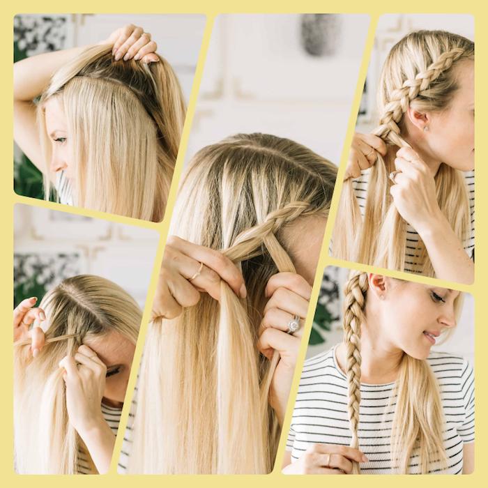 Frisuren Leicht | Schnelle Und Leichte Frisuren Zum Nachstylen Women Blog