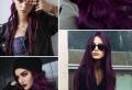 Die Hitfarbe von 2018 – Pflaumen Haare