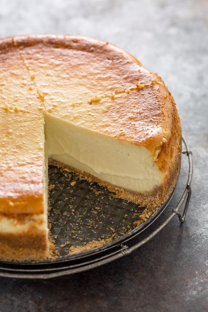 schnelles dessert, philadelphia rezepte, kuchen mit frishckäse, käsekuchen zubereitung