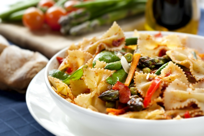Essen in der Küche, Foto für den Schiebеvorhang
