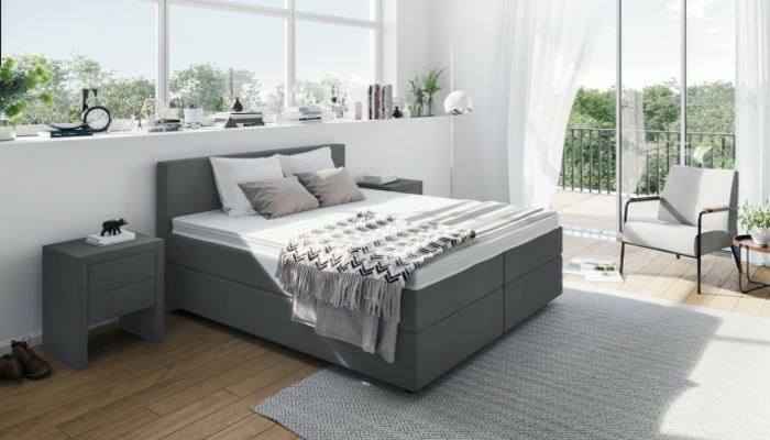 Schlafzimmer Luxus Trends - ein helles Schlafzimmer