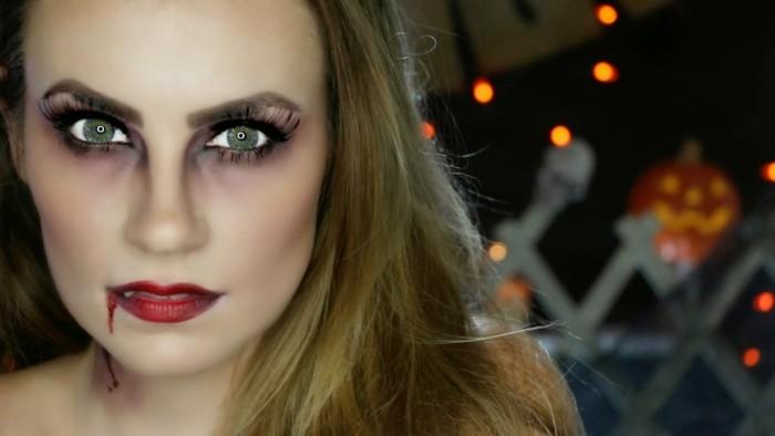 einfache halloween kostüme, vampir, katze und zombie sind die meist bevorzugten ideen