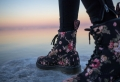 Schuhe für langes Stehen und Gehen