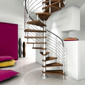 Treppenformen im Überblick: gespindelt, gewendelt oder gerade?