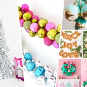 Ausgefallene Weihnachtsdeko selber machen: 9 einfache Bastelanleitungen