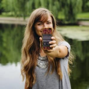 Über 90 schnelle und einfache Ideen für Handyhüllen selbst gestalten