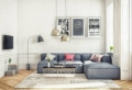 Ein Wohnzimmer in Grau-Weiß ist schick! Überzeugen Sie sich davon in 82 Fotos